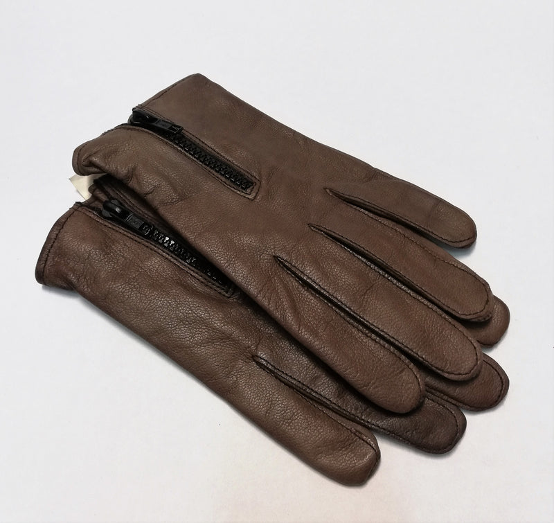 LEATHER-GLOVES-GENUINE-SKORZANE-SKORA -REKAWICE-REKAWICZK-GLOVES