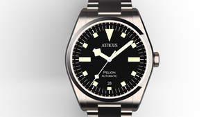 Pelion Black with Date - Pre-order