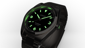 Pytheas Black with Date - Pre-order