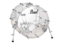 Pearl Crystal Beat Bass Drum 22x16