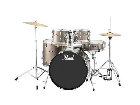 Pearl RS525SC Roadshow Hardware and Cymbals Included