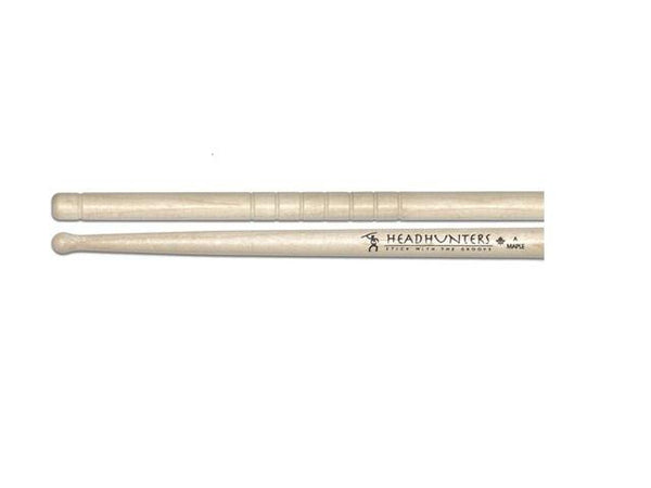 Head Hunters MG AAA Maple Grooves Drum Sticks