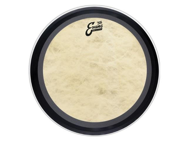 "Evans 20"" EMAD Calftone Bass Drum Head"