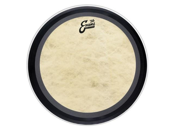 "Evans 24"" EMAD Calftone Bass Drum Head"