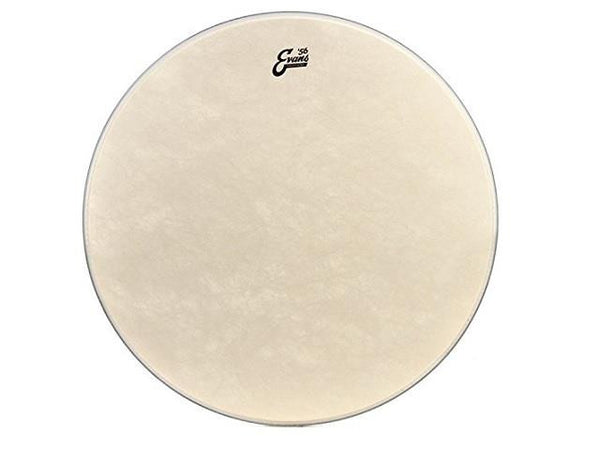 "Evans 26"" EQ4 Calftone Bass Drum Head"