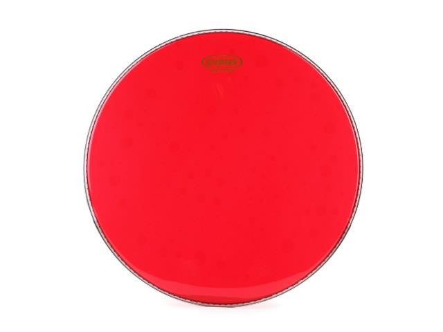 "Evans 18"" Hydraulic Red Drum Head"