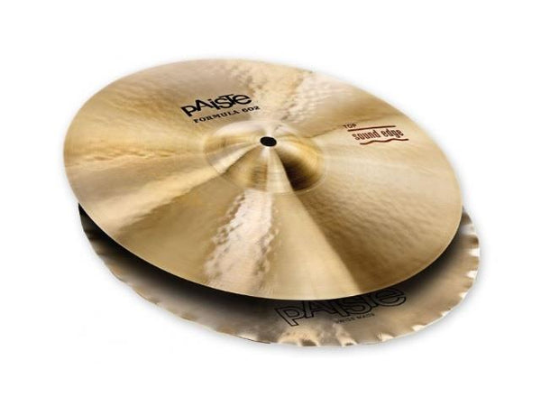 "Paiste 14"" Formula 602 Sound Edge Bottom Hi-Hat"