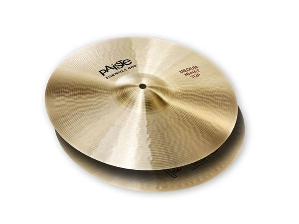 "Paiste 14"" Formula 602 Medium Top Hi-Hat"