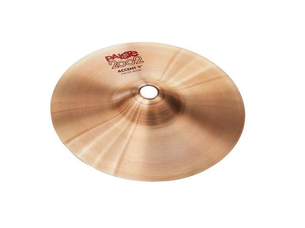 "Paiste 8"" 2002 Accent Cymbal"