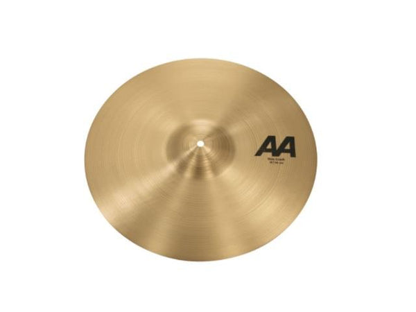 "Sabian 16"" AA Thin Crash"