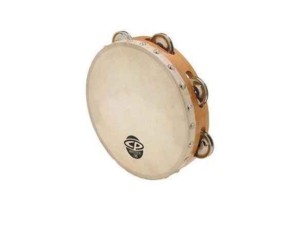 "LP Tambourine 10"" Single Row"