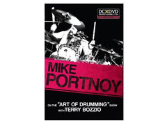 "Mike Portnoy on the ""Art of Drumming"" Show with Terry Bozzio DVD"