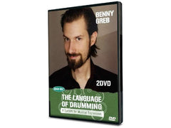 Benny Greb The Language of Drumming DVD