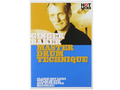 Ginger Baker: Master Drum Technique DVD