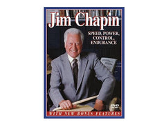 Jim Chapin Speed, Power, Control, Endurance DVD