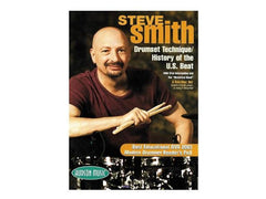 Steve Smith: Drum Set Technique/History of the U.S. Beat DVD