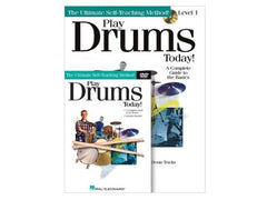 Play Drums Today! Beginner's Pack: Book/CD/DVD Pack