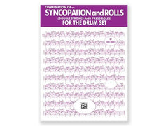 Syncopation for the Modern Drummer- Ted Reed