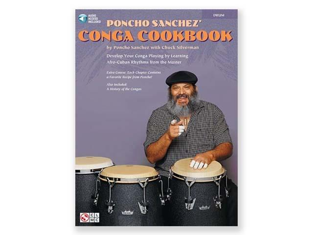 Conga Cookbook- Poncho Sanchez