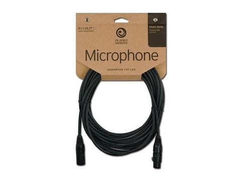 Planet Waves Microphone Cable XLR-XLR 10'