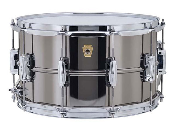 Ludwig Black Beauty Snare 14x8