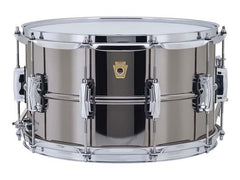Ludwig LB408 Black Beauty Snare Drum 14x8