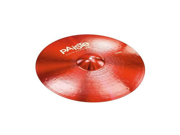 "Paiste 19"" Color Sound 900 Red Crash"