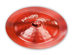 "Paiste 18"" Color Sound 900 Red China"