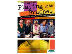 The Art Of Playing With Brushes DVD