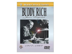 Buddy Rich: Jazz Legend (1917-1987) DVD