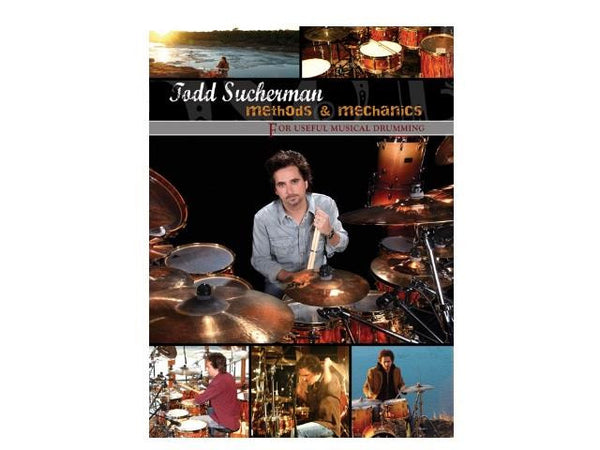 Todd Sucherman's Methods & Mechanics DVD