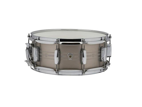 Ludwig Heirloom Stainless Steel Snare 14X5.5