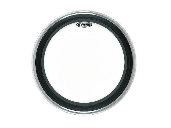"Evans 26"" EMAD2 Clear Bass Drum Head"