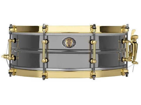 Ludwig 110th Anniversary Black Beauty Snare 14x5  8-Lug