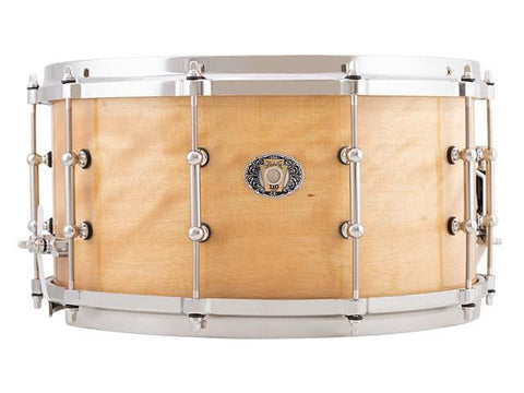 Ludwig 110th Anniversary Aged Exotic Avodire Snare 14x7