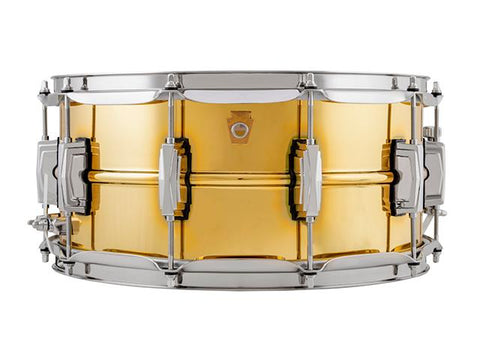 Ludwig 'Super Brass' Snare 14x6.5