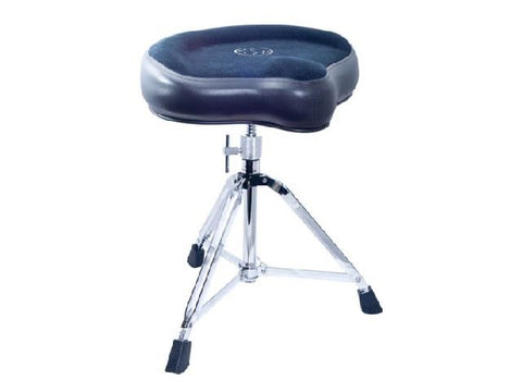 Roc N Soc Manual Spindle Blue Saddle Throne