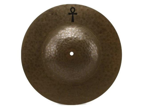 "ANF/Sabian ANKH 14"" Brass Medium Single Hat"