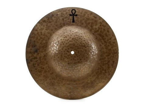 "ANF 16"" Ankh Brass Thin Single Hi-Hat"