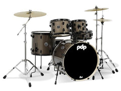 PDP Main Stage Bronze Kit HW and Cymbals Incl