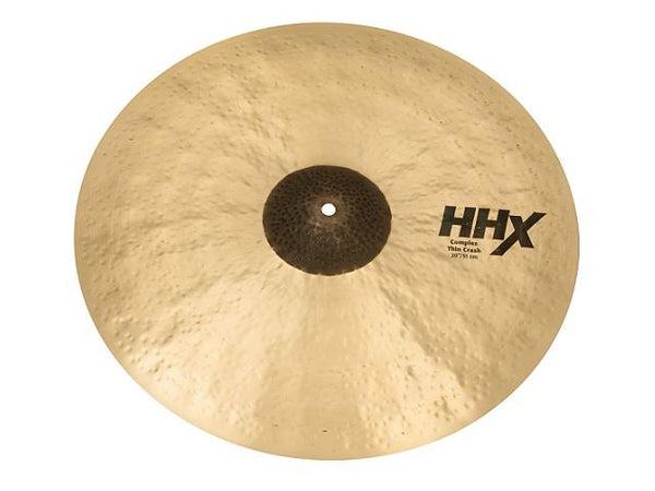 "Sabian 20"" HHX Complex Thin Crash"