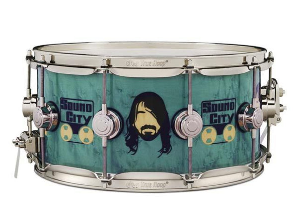 DW Dave Grohl Icon Snare Drum Limited Edition