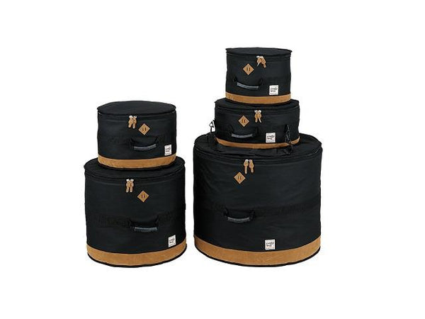 Tama 5 Piece Powerpad Designer Bag Set Black