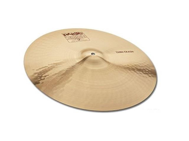 "Paiste 2002 19"" Thin Crash"