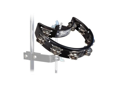 Rhythm Tech Black Nickel Jingles Tambourine