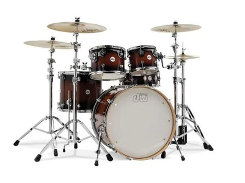 DW Design Series Maple Five Piece Shell Pack