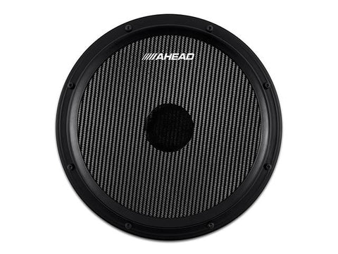 "Ahead Pactice Pad 14"" Carbon"