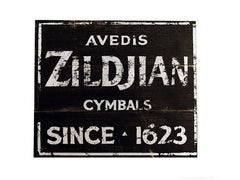 Zildjian ZSIGN1 Antique Sign