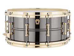 Ludwig LB417BT 14x6.5 Black Beauty Snare Drum
