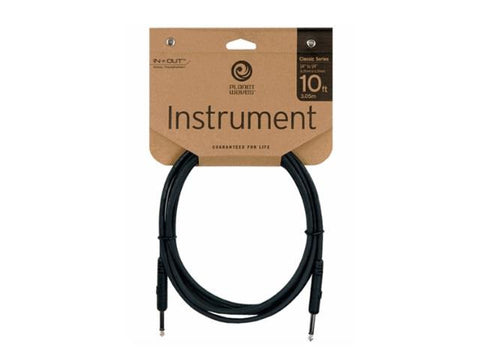Planet Waves Patch Cable 10'